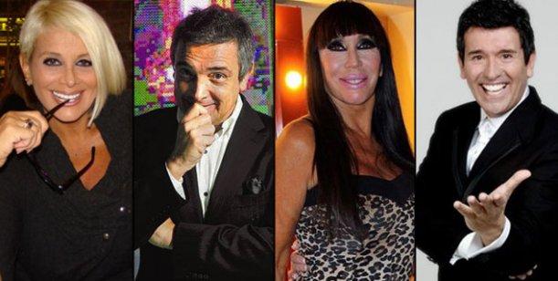 El rubro imposible: Nito, Moria, Carmen y Cherutti juntos en el 2014
