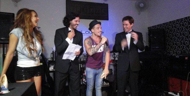 Escandalosas festejó las 100 funciones con premios y sin Beto César ni Ghidone