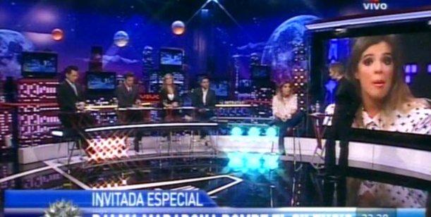 Dalma Maradona rompió el silencio: Yo decido no conocer a Diego Junior