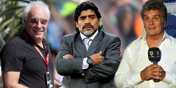 Guillermo Coppola se metió en el caso Maradona: Si estuvo con un tipo ¿qué?