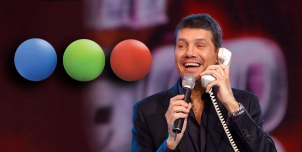 Marcelo Tinelli a Telefe