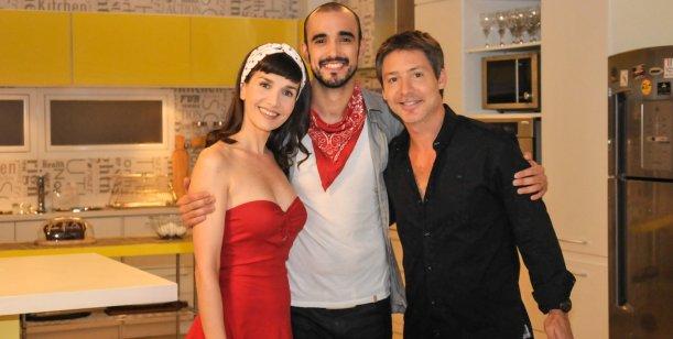 Abel Pintos enamorará a Adrián Suar y Natalia Oreiro en Solamente vos