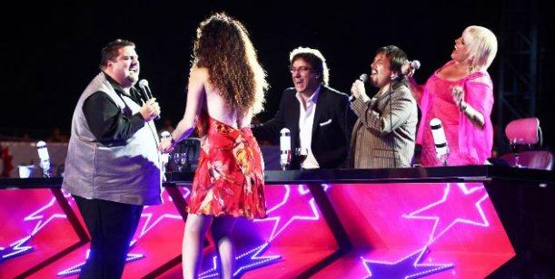 Las finales del Soñando por Cantar, en su tercera noche de éxito