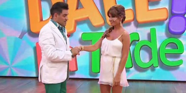 Flor Peña: En Dale la tarde no era feliz, no fue el ciclo ni el contenido deseado