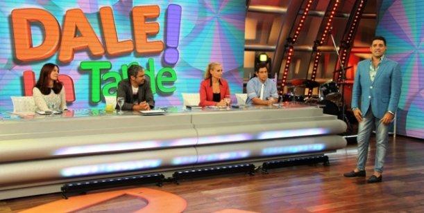 Dale! la tarde completa el panel para ser un formato de espectáculos