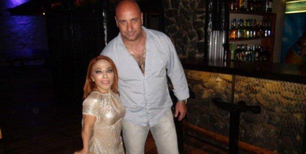 Noelia Pompa, después del mal trago, sale a bailar por la noche porteña