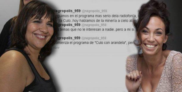 Los sugestivos tweets de Vernaci sobre el debut de Ernestina Pais en América