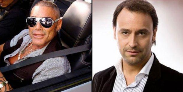 Duro enfrentamiento en vivo en Intrusos: Ricardo Fort vs Adrián Pallares