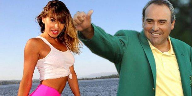 Coki, enamorada del golfista Pato Cabrera: Estoy muy feliz, flotando en el aire