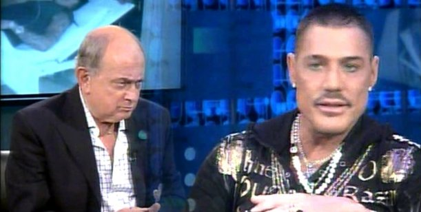 Ricardo Fort en Chiche en vivo: Saqué gente de mi alrededor que me hacía mal
