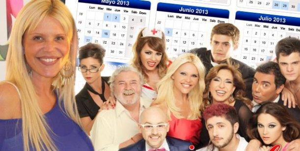 Nazarena Vélez con dos propuestas para hacer televisión en 2013