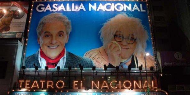 Luego de una fuerte gripe, Antonio Gasalla vuelve al teatro