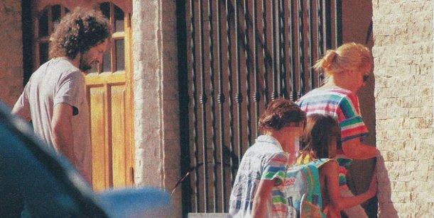 Carina Zampini y Sebastian Estevanez, protagonistas de un rumor de novela