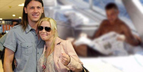 Evangelina Anderson pescó in fraganti a un galán de Hollywood en Europa
