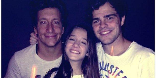 Eugenia Suárez cumplió años y el gran ausente de la noche fue Nicolás Cabré