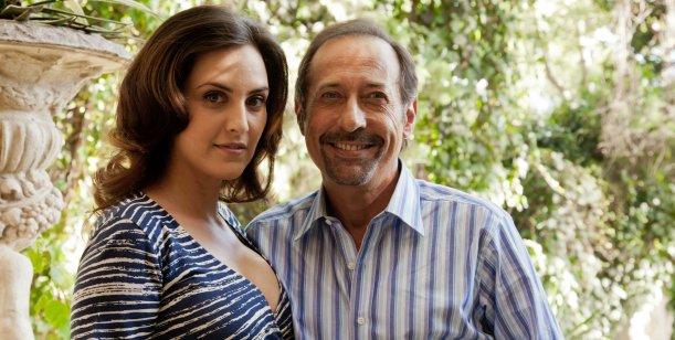 Julieta Díaz y Guillermo Francella, la pareja más esperada en el cine