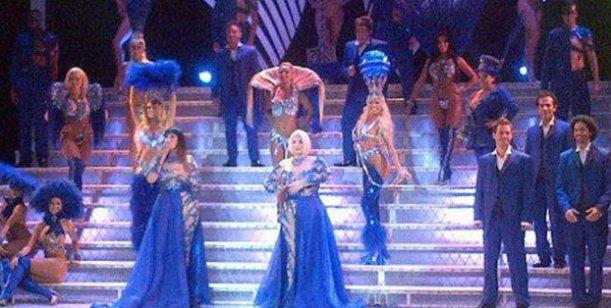 Carmen y Moria recorren el país a sala llena con la gira de Escandalosas