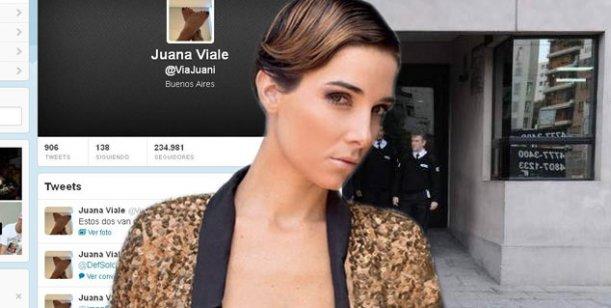 Juana Viale vuelve hoy a Pol-ka