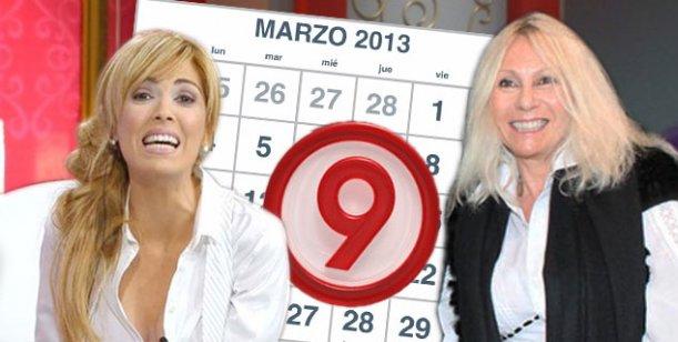 La abogada de Viviana Canosa se reúne en canal 9 para decidir si se queda o se va