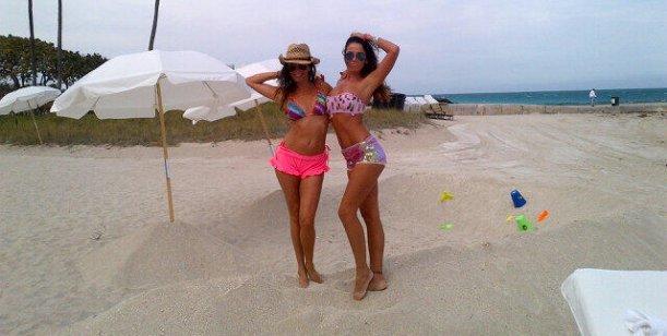 Las aventuras de Karina Jelinek en Miami