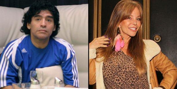 Las confesiones íntimas de Alfano: estuvo con Maradona y una actriz brasileña