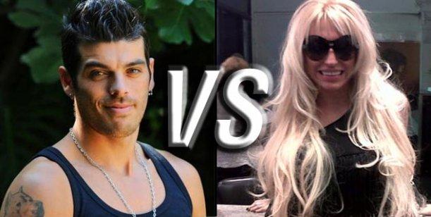 Victoria Xipolitakis vs Cristian U: Enfrentamiento feroz y falta de códigos