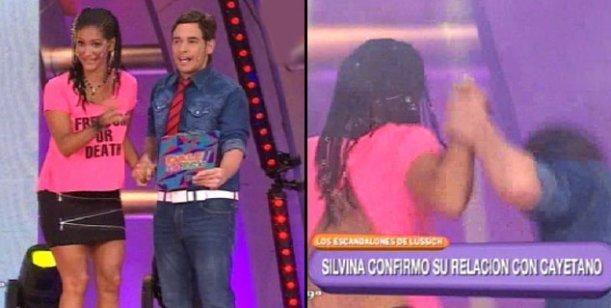 Silvina Escudero confirmó el romance con Cayetano: Mi familia ya lo aceptó