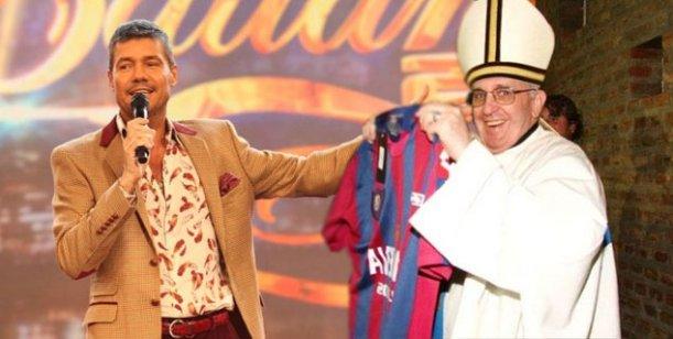 San Lorenzo, de la mano de Tinelli, quiere comercializarse como marca mundial
