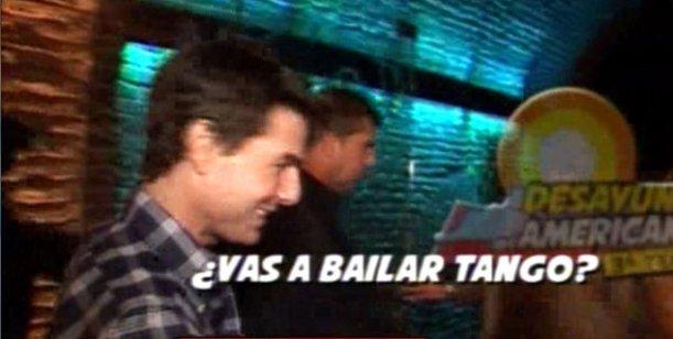 Tom Cruise, en la Argentina: Estoy feliz de estar acá; una experiencia hermosa
