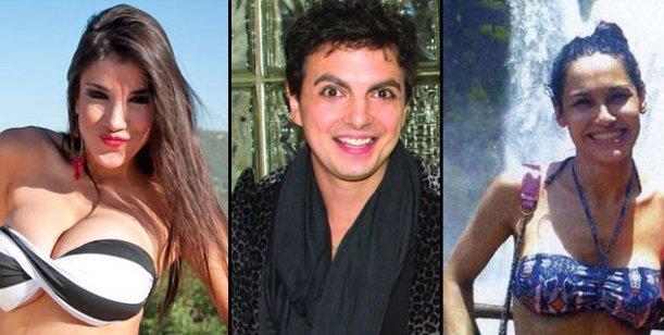 Ex del cantante de Miranda, letal: Ale es gay reprimido y Rincón es un macho