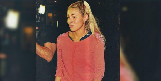 La novia de Maradona volvió de Dubai: Lo mejor fue conocer a las hijas de Diego