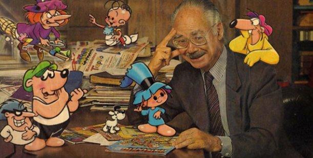 Los Personajes más queridos de Manuel García Ferré