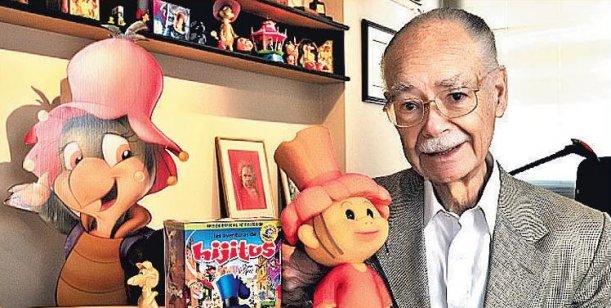 García Ferré: el adiós de los famosos por Twitter