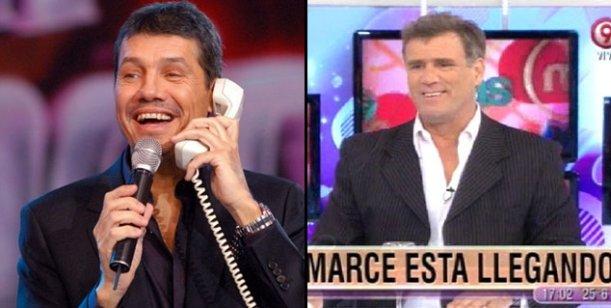 Canal 9 juega la posible llegada de Tinelli - Está llegando, dijo Teto Medina