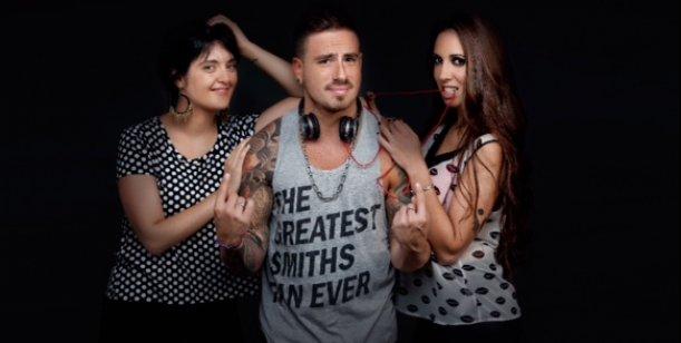 Fede Bal más osado que nunca: debuta en radio con un programa sobre sexo