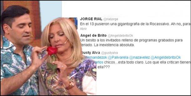 Susana Roccasalvo volvió a la conducción y los periodistas opinaron en Twitter