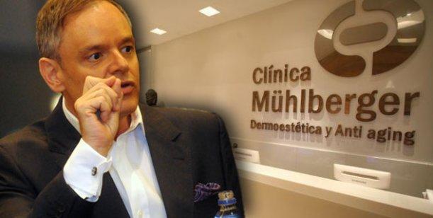 Mühlberger: La clínica no reabre hoy; me sacaron todo, hasta mis perros malteses