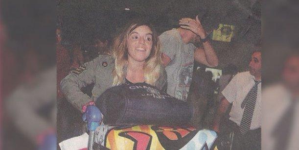 Dalma Maradona tiene novio rugbier con quien estaría saliendo hace más de un año