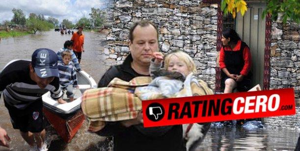 Campaña RatingCero.com por los inundados de Buenos Aires y La Plata