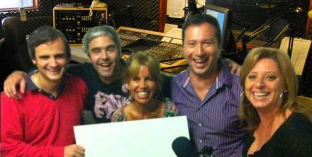 Se canceló el debut radial de Flor Peña: Estoy tratando de llegar desde anoche