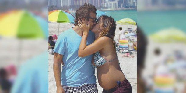 Paula y Peter: Estamos preparados para ser padres, y ya falta poco