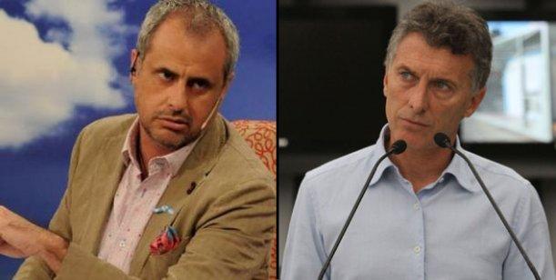Rial a Macri: Tenés que trabajar las 24 hs; además vos querés ser Presidente