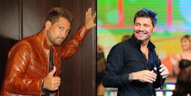 Luciano El Tirri, convocado por su primo Marcelo Tinelli, para el Bailando 2013