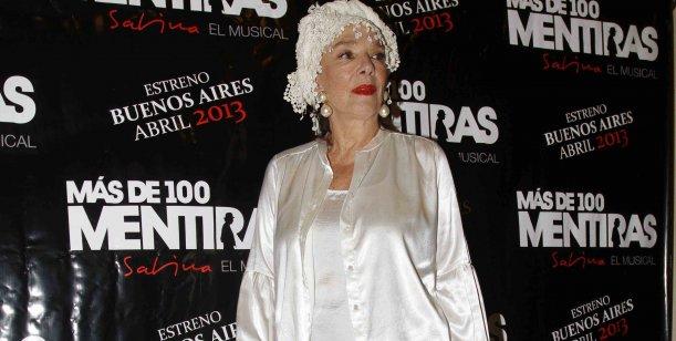 El musical de Sabina juntó a Pinti, Francella, Brandoni y Florencia de la V