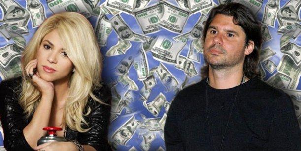 Shakira demandará a Antonito De la Rúa por tres millones y medio de dólares