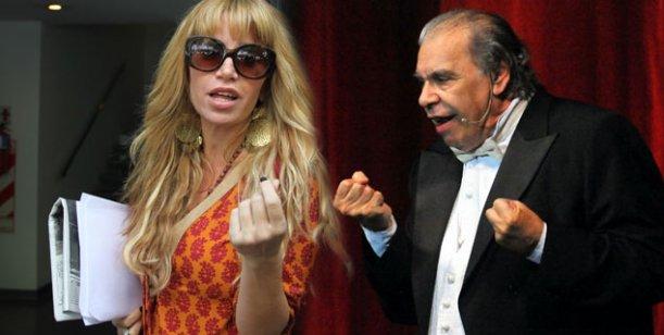 Enrique Pinti sobre Flor Peña: La gente no esperaba que tuviera ideas políticas