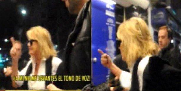 La noche de furia de Soledad Silveyra: trató a la prensa de bestias humanas