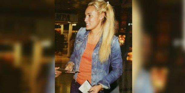 Rocío Oliva, la novia de Diego Maradona, volvió de urgencia a Dubai a pedido del 10