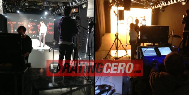 En canal Trece se graba el institucional y Marcelo Tinelli es el gran ausente