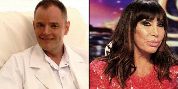 Escándalo ortomolecular: Moria Casán lleva a la justicia al Doctor Muhlberger